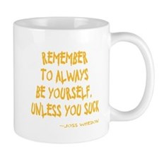 Be Yourself Small Small Mug