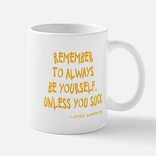 Be Yourself Small Small Mug