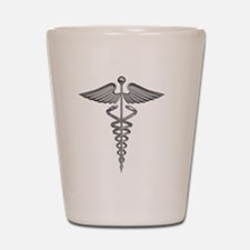medical symbol Shot Glass