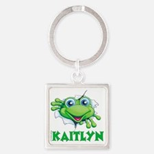 kaityln-frogtear Square Keychain