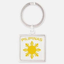 philipines2 Square Keychain
