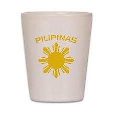 philipines2 Shot Glass