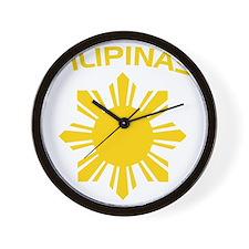 philipines2 Wall Clock