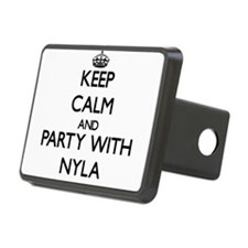 Keep Calm and Party with Nyla Hitch Cover