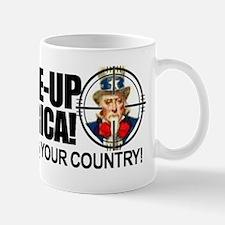 anti obama bumper sticker Mug