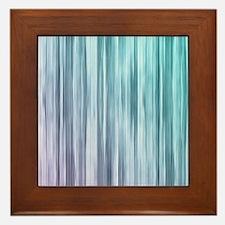 Wishy Washy Framed Tile