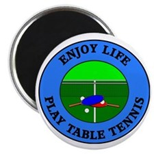 table tennis4 Magnet