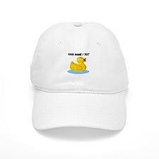 Custom Yellow Rubber Duck Baseball Baseball Baseball Cap