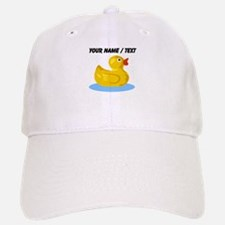 Custom Yellow Rubber Duck Baseball Baseball Baseball Cap
