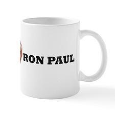 I VOTED RON PAUL Mug