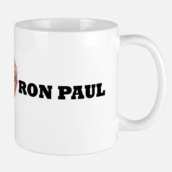 I VOTED RON PAUL Mug