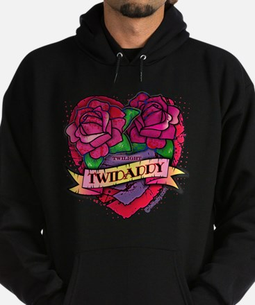 Twilight Twidaddy Tattoo Heart Hoodie (dark)