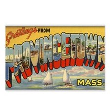 Provincetown Postcards (Package of 8)