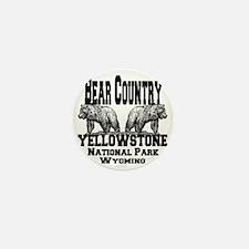 bearcountry_yellowstonenp Mini Button
