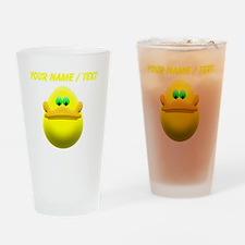 Custom Rubber Duck Drinking Glass