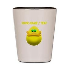 Custom Rubber Duck Shot Glass