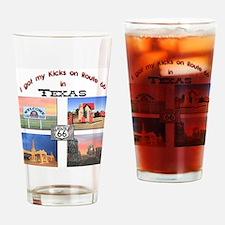 tshirttemplatexa Drinking Glass