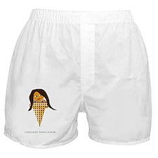 Flirty chocolate cone Boxer Shorts