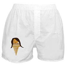 flirty cone 2 Boxer Shorts