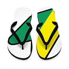 2-Soshinoyacafepress Flip Flops
