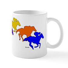 0001-HORSES-RACE--six-TR Mug