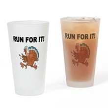 Thanksgiving Pint Glasses