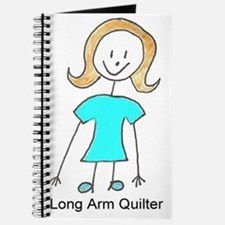 stick quilter w text lg Journal