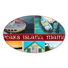 peaksCOLLAGE3 Decal
