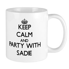 Keep Calm and Party with Sadie Mugs