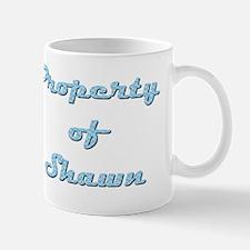 Property Of Shawn Female Mug
