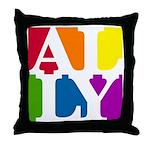 Ally Pop Throw Pillow