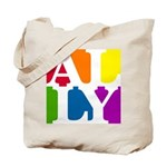 Ally Pop Tote Bag