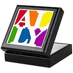 Ally Pop Keepsake Box