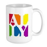 Ally Pop Large Mug