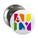 "Ally Pop 2.25"" Button (10 pack)"