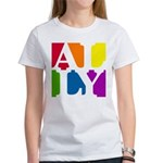 Ally Pop Women's T-Shirt