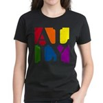 Ally Pop Women's Dark T-Shirt