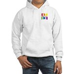 Ally Pocket Pop Hooded Sweatshirt