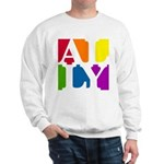 Ally Pop Sweatshirt