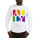 Ally Pop Long Sleeve T-Shirt