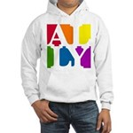 Ally Pop Hooded Sweatshirt