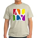 Ally Pop Light T-Shirt