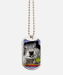 PHILandShadowPosterP Dog Tags