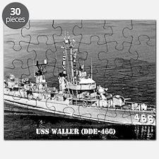 waller dde large framed print Puzzle