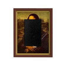 Mona Lisa canvas extra large Picture Frame