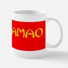 obamao bumper sticker Mug