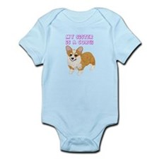 Sister is a Corgi Onesie