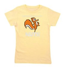 squirrel_nuts_02 Girl's Tee