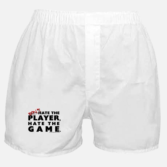 Hate the Game Boxer Shorts