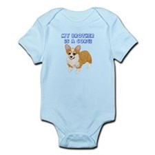 Corgi Brother Infant Bodysuit